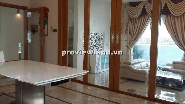 Villa mặt tiền đường Lê Văn Miến 200m2 có hồ bơi sân vườn khu an ninh cần cho thuê