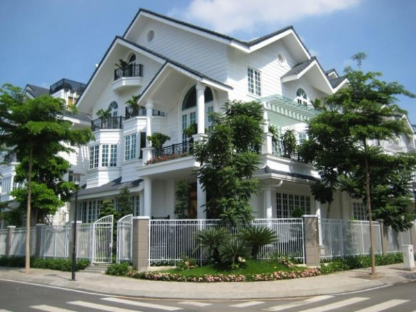 Villa for sale in Phu My Hung, Phu Gia, District 7