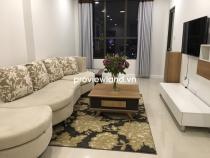 Cho thuê căn hộ 112m2 3PN 3WC ICON 56 tầng cao nhiều tiện ích giao thông thuận lợi