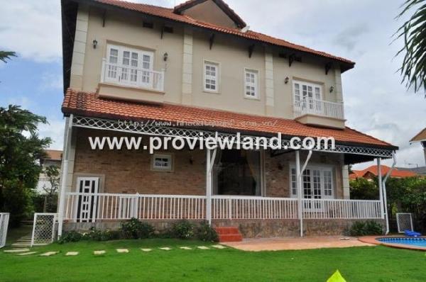 Thao Dien villa for sale
