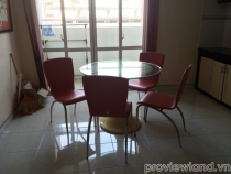 Leasing apartment in Central Garden B2 Tower 2 bedrooms high floor