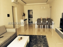 Saigon Pearl apartment fpr rent 2-4 bedrooms View of Saigon river